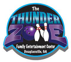 The Thunder Zone logo